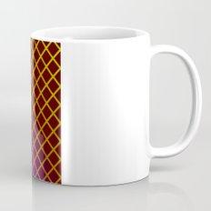 Geometric Abstraction. Coffee Mug