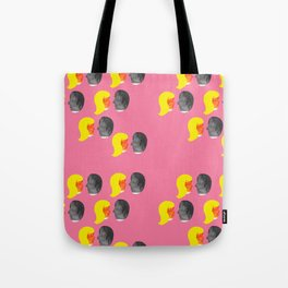 Conversation_2 Tote Bag