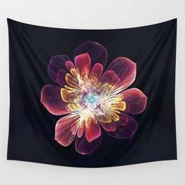 Tibet Sea Flower Wall Tapestry