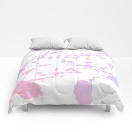Paint Daubs (1) Comforters