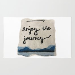 Enjoy the Journey Rug