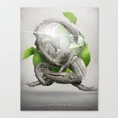 Recreatio Canvas Print