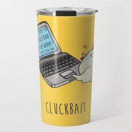 Cluckbait Travel Mug