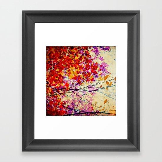 Autumn 5 Framed Art Print