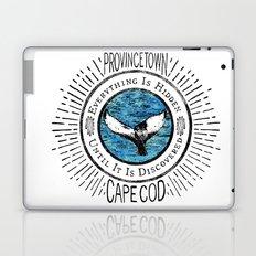 Everything is Hidden-Provincetown Laptop & iPad Skin