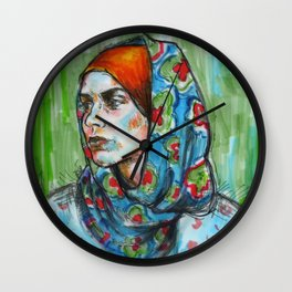The Revolution Will be Female - 2 Wall Clock