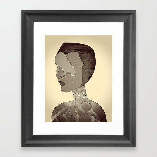 W.I. Framed Art Print