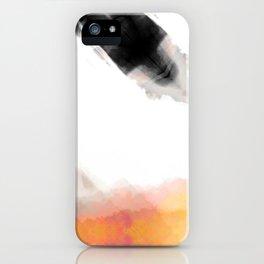Water Rust Pattern 003 iPhone Case