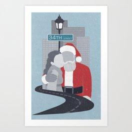 34th Street Miracle Art Print