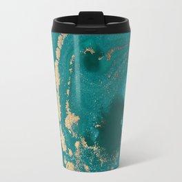 Fluid Gold Travel Mug