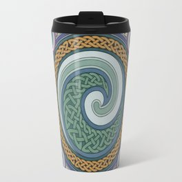 Ninth Wave Shield Travel Mug