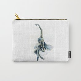 Aquarelle Ballerina 02 Carry-All Pouch