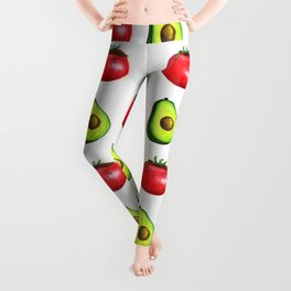 Guacamole Salad Leggings