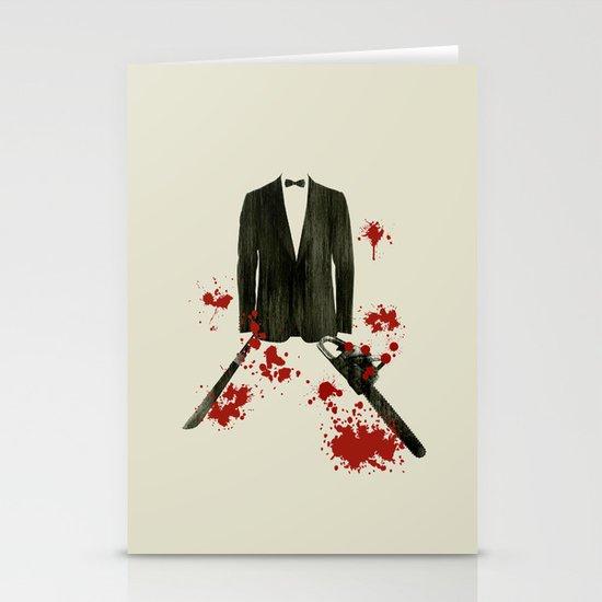 Smoking kills! Stationery Cards