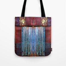 Th Doorway Tote Bag
