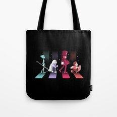 Crystal Road Tote Bag