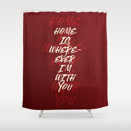 Homeis Shower Curtain