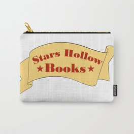 Stars Hollow Books Carry-All Pouch