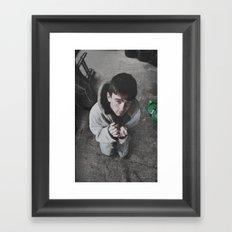 Cardboard Framed Art Print