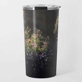 The Cottage at the Edge of Valleywood Travel Mug