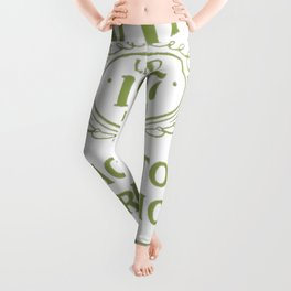 Green-Vintage-Limited-1997-Edition---20th-Birthday-Gift Leggings