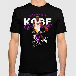 kobebryant Rest In Peace T-shirt