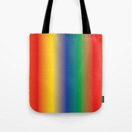 Colourful Rainbow Shades Follow the Rainbow Tote Bag