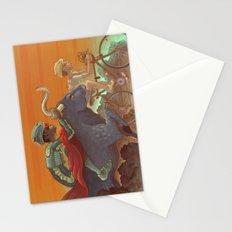 Bullride Stationery Cards