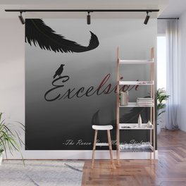 EXCELSIOR   The Raven Cycle by Maggie Stiefvater Wall Mural