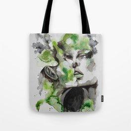 Kiss by carographic Tote Bag
