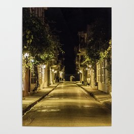 Cartagena Colombia Poster