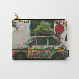 Funky Car Carry-All Pouch