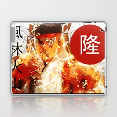 Street Fighter II - Ryu Laptop & iPad Skin