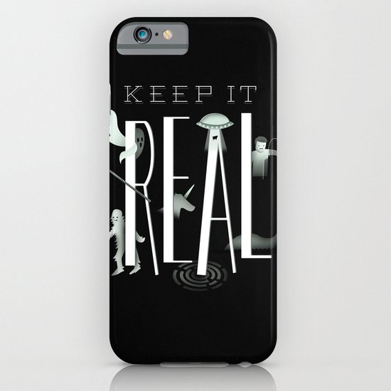 Keep it Real iPhone & iPod Case