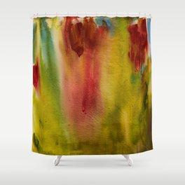 April Showers Shower Curtain
