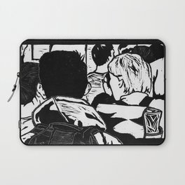 Out of the Crowd Laptop Sleeve