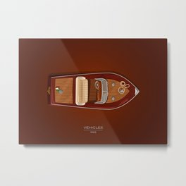 Vehicles / 1965 Metal Print