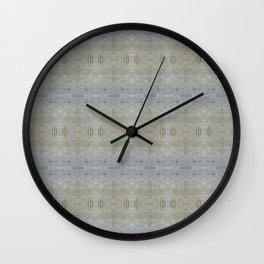 IceWash Wall Clock