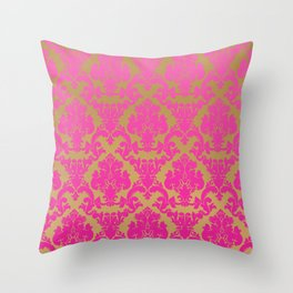 hazy cosmic jive Throw Pillow