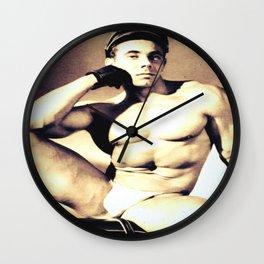 Jocks Wall Clock