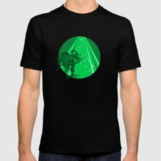 Mana: Dryad Mens Fitted Tee Black X-LARGE
