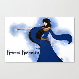 Rowena Ravenclaw Canvas Print
