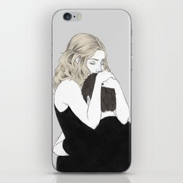 in different lives and different ages. iPhone Skin