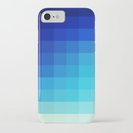 Abstract Deep Water Utukku iPhone Case