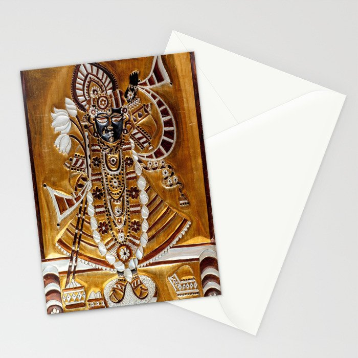 Vishnu Stationery Cards