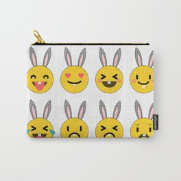 Easter Emoji Carry-All Pouch