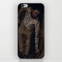 degas iPhone & iPod Skins featuring Figure by Stephen Linhart