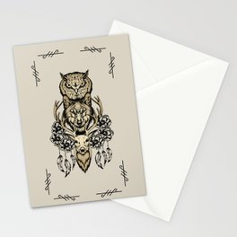 3 Brothers Stationery Cards