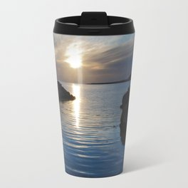 Evening at Trawenagh Bay 2 Travel Mug