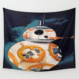 Droid art Wall Tapestry